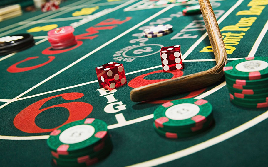 Location table de jeux casino paris why is the gambling game called craps
